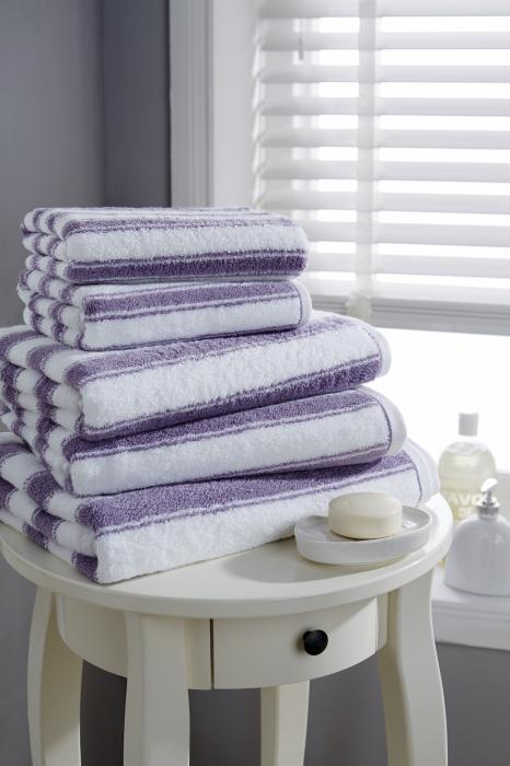 Coastal stripe - Lavander-big